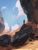 Basalt Desert