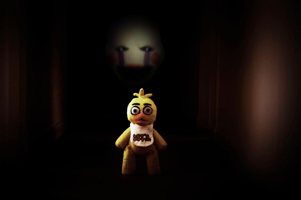 Five nights at freddy s chica by roobbo on deviantart