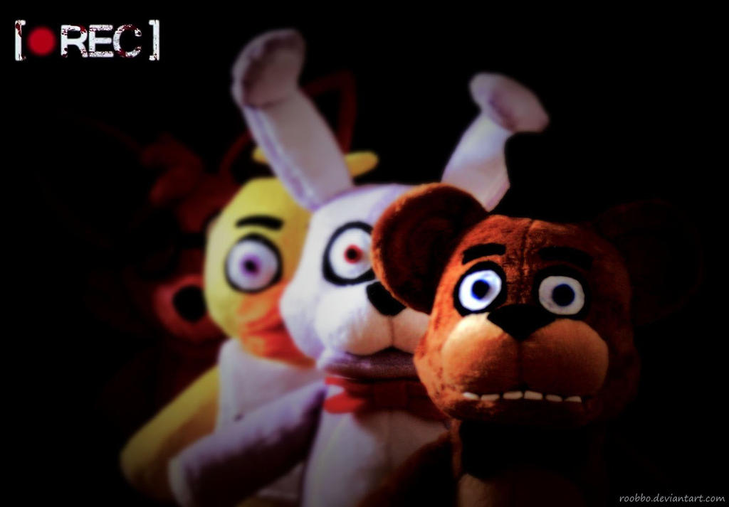 Five Nights at Freddy's by roobbo