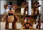Five Nights At Freddy's - Freddy Fazbear - Plush