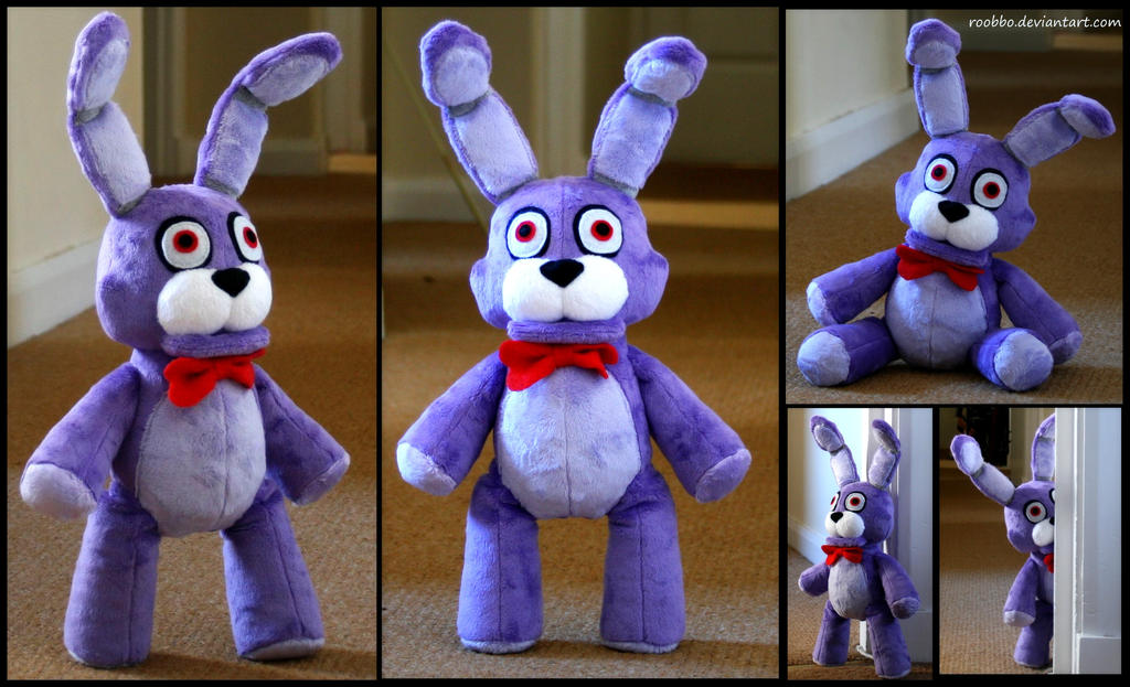 Download five nights at freddy s bonnie plush