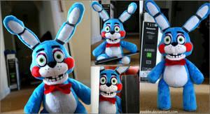 Five Nights At Freddy's - Toy Bonnie - Plush