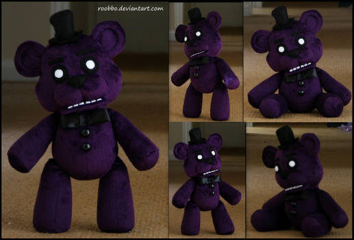 Five Nights At Freddy's Shadow Freddy