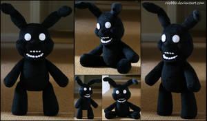 Five Nights At Freddy's  Shadow Bonnie Plush