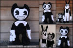Bendy and the Ink Machine - Bendy Plush