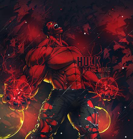 Some recent stuff Rage_hulk_by_halfmanhalfbiscuitv2-d5i672j