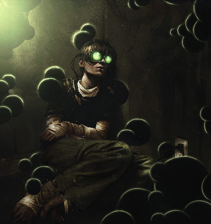 Darkness by HalfManHalfBiscuitV2