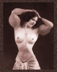 1905 Female Bodybuilder by califjenni3