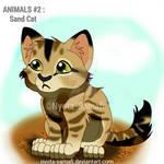 ANIMALS #2 : Sand Cat