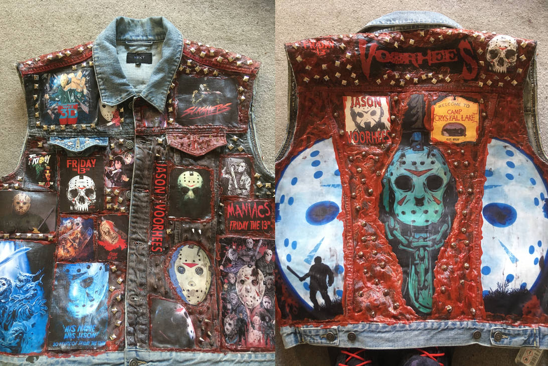 Friday The 13TH JASON VOORHEES Jacket