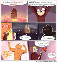 Pump-kin by electricbunnycomics