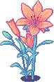 Orange Lily by Lanahx3