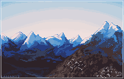 Mountains by Lanahx3