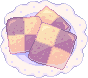 Checkerboard cookies by Lanahx3