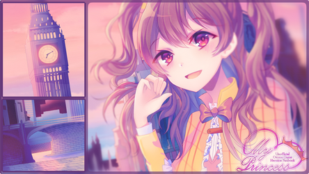 My Princess Zine Illustration Preview