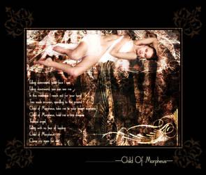 Child Of Morpheus by jaxraven