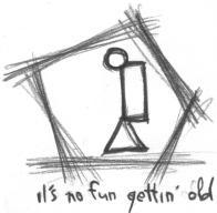 it's no fun gettin' old by aiculedssul