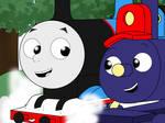 Thomas and Casey
