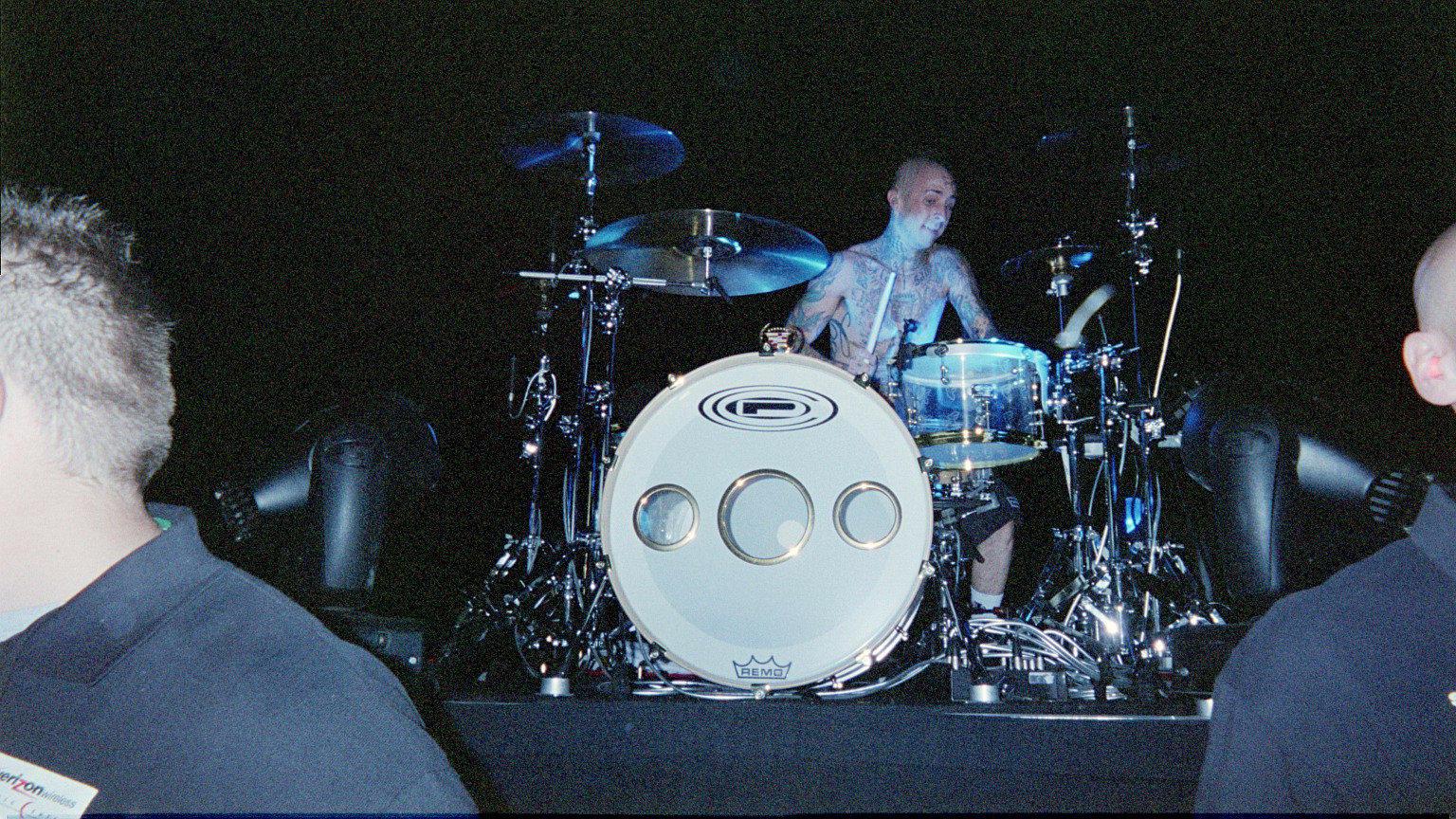 Travis Barker - Drummi...