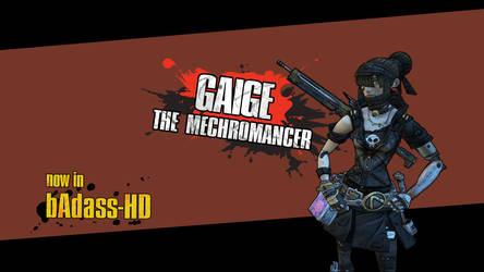 Gaige in HD - Borderlands 2 by green4gfx