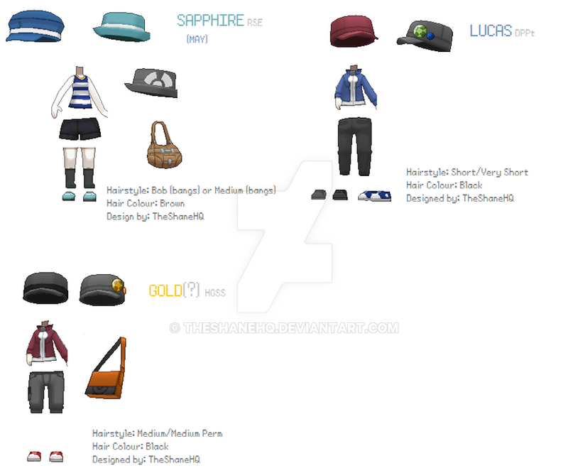 pokemon xy customization catalog by theshanehq on deviantart
