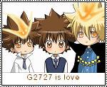 G2727 stamp by Sonadowfan21