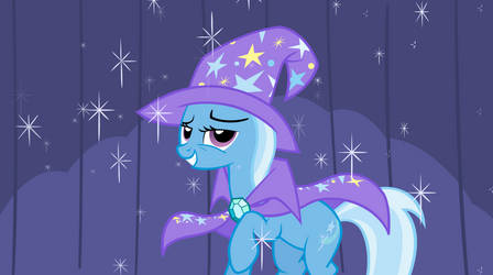 Who's Awesome?  Trixie's Awesome! by anitech
