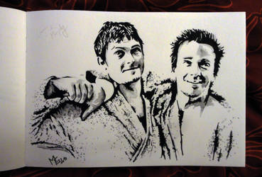 The Boondock Saints by SweetSugarFairy
