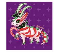 [Gift] Candy Cane Kisses