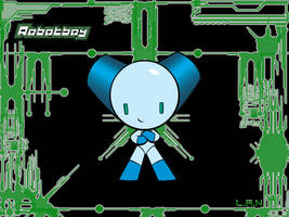 Robotboy-activated by LAN2454