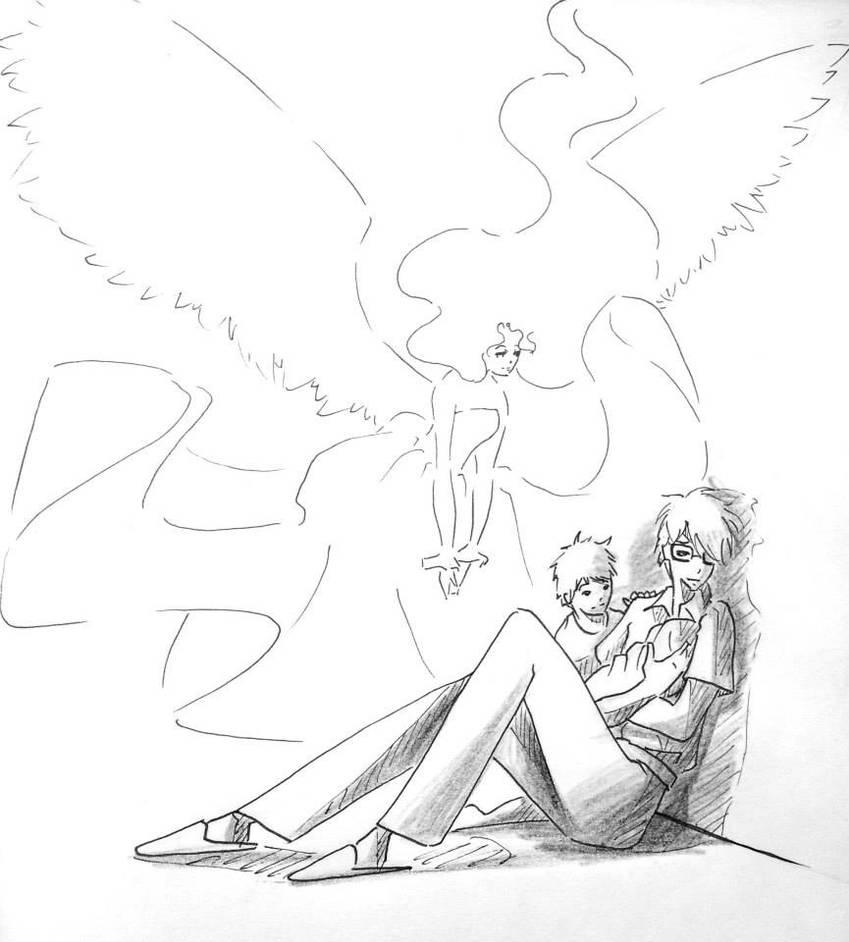 Family Portrait by scribbletalk by NewTrials