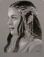 Arwen sketch by sarahwilkinson