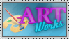 ArtWorks Stamp by BeatFreak1970