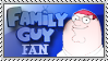 Family Guy Fan Stamp by MEGAB00ST