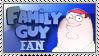 Family Guy Fan Stamp by MEGAB00ST