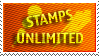 Stamps Unlimited 002 by MEGAB00ST