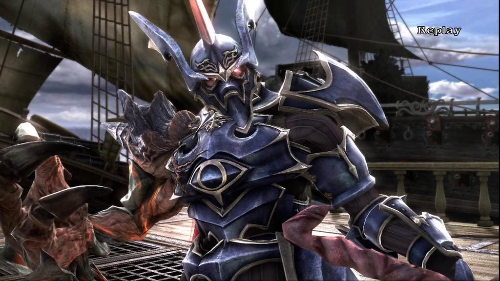 Soul Calibur 5 Nightmare by GrandNightConvoymare on DeviantArt  Soul Calibur 5 ...