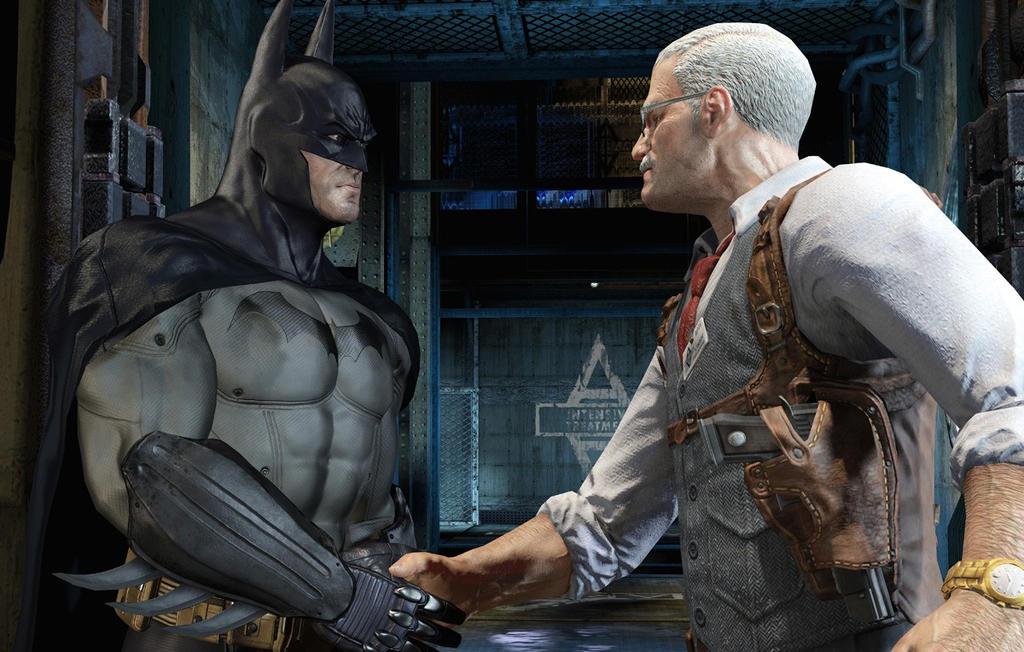 batman arkham asylum - HD5656×3600