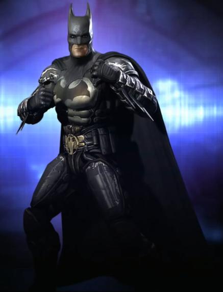 Batman (Insurgency) by GrandNightConvoymare
