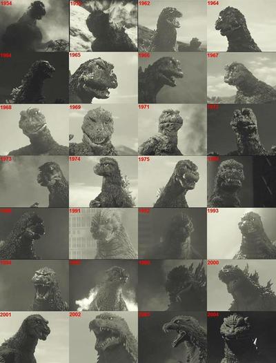 Godzilla college  by Darknanomare94