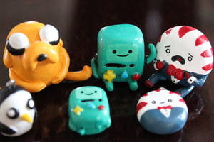 Adventure Time by polkamusic
