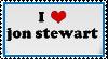 I Heart Jon Stewart by Rizey