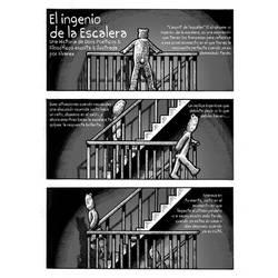 El Ingenio de la escalera (pagina)