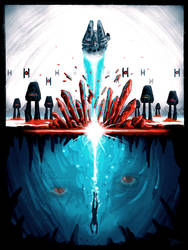 Star Wars: Episode VIII - The Last Jedi (poster) by Mike-the-Spike