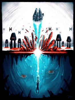 Star Wars: Episode VIII - The Last Jedi (poster)