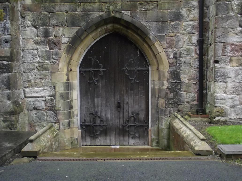 Church doors by carejohnson93 ... & Church doors by carejohnson93 on DeviantArt