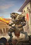 Gladiator Gnoll