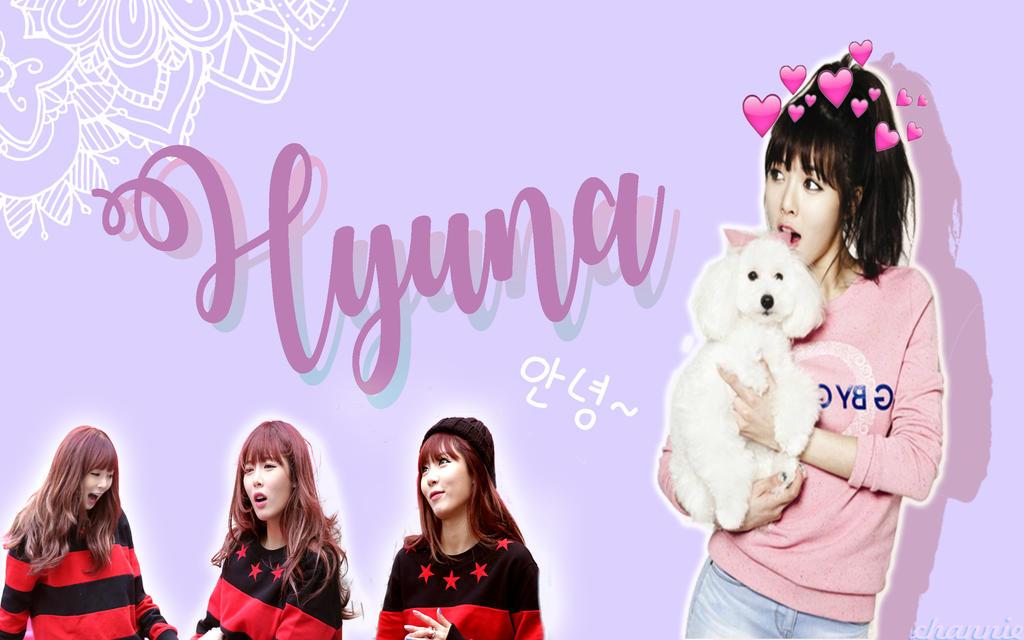 Hyuna Edit by KonKon-E