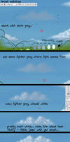 WP BG Tutorial -clouds n grass