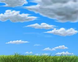 Summer day BG by FlyingGekko774